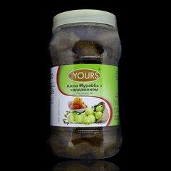Амла мурабба (кардамон) / амла в сахарном сиропе с кардамоном (1 кг)