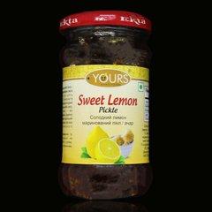 Сладкий лимон маринованный пикл / ачар (323 г)