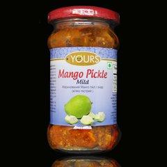 Маринованный манго пикл / ачар (мягко-острый) (283 г)